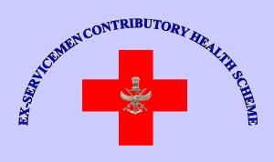 KKOH : Ex Servicemen Contributory Health Scheme
